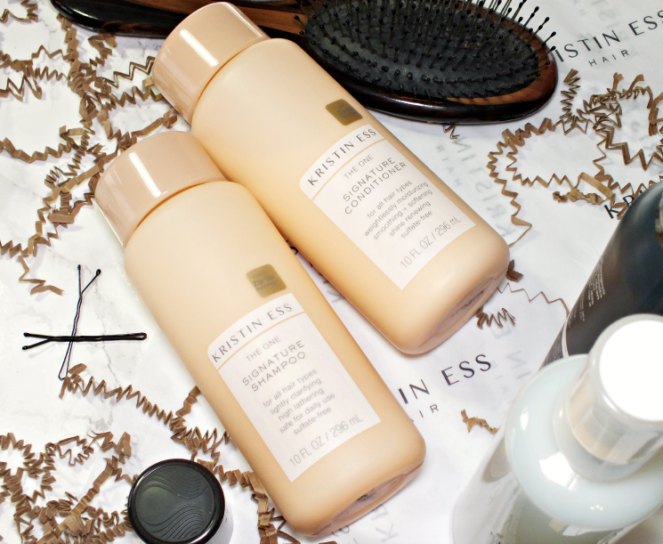 Kristin Ess Hair signature shampoo conditioner