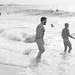 Los Muertos Beach por Robert E. Adams