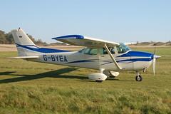 G-BYEA Cessna 172P (172-75464) Popham 121008