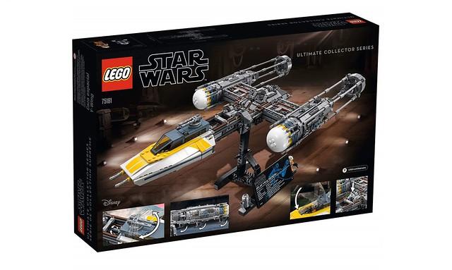 LEGO Star Wars 75181 UCS Y-Wing - oficjalnie 2