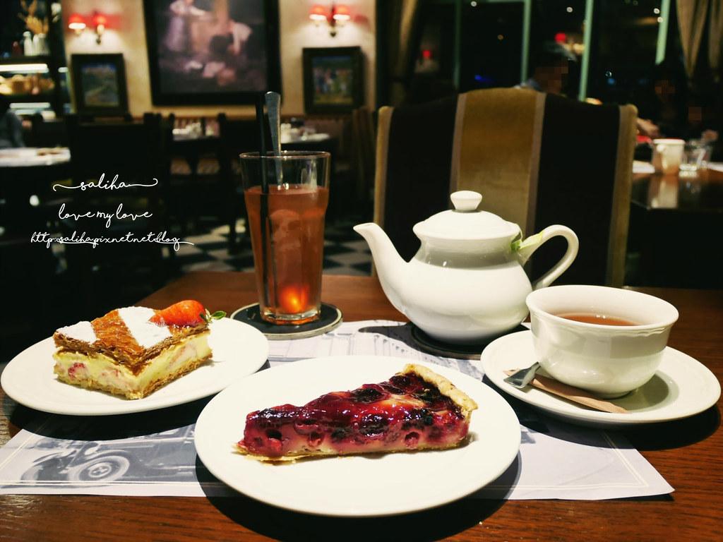 台北東區圓環咖啡館下午茶paul仁愛店甜點蛋糕 (6)
