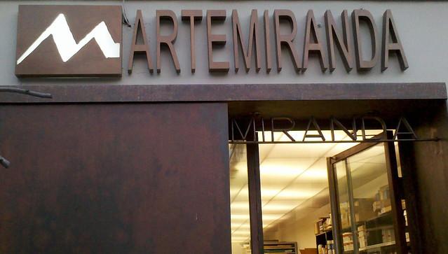 Sede de Artemiranda en la calle Conde Orgaz 1 de Salamanca.