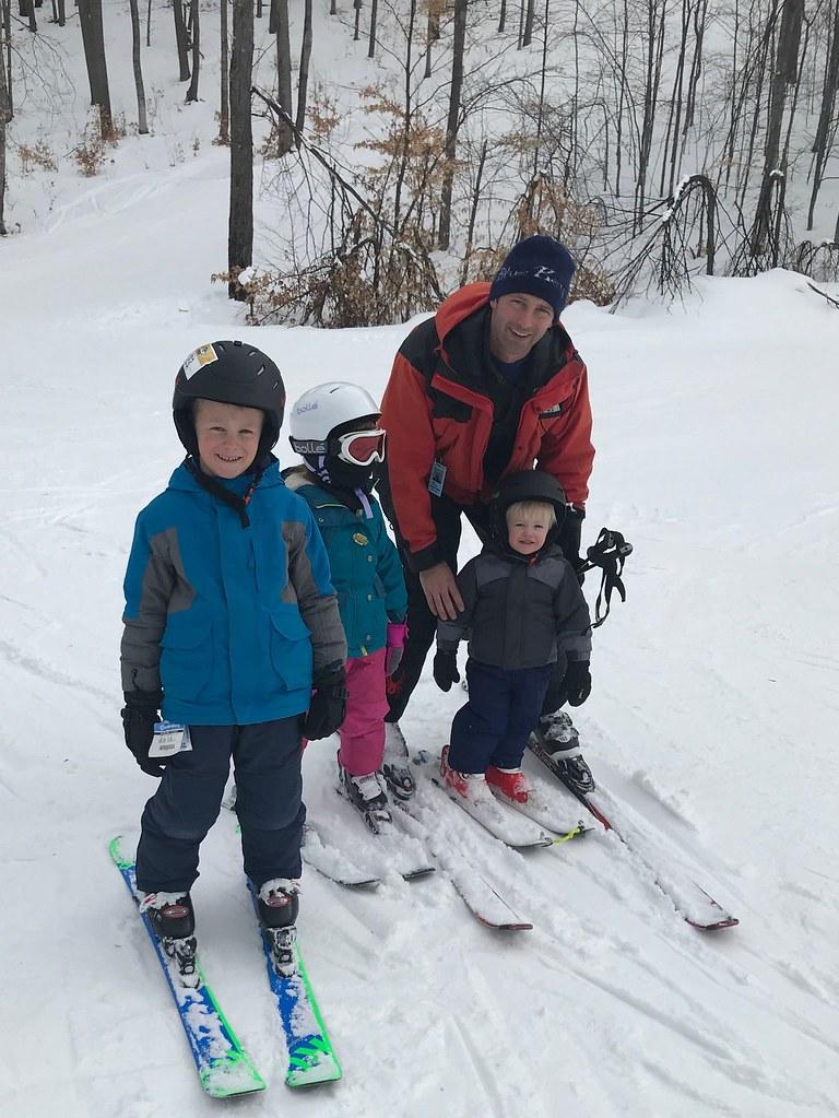 Szymanski Ski Day