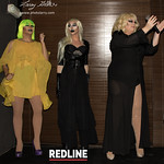 Queen Bee with Marta at Redline 057
