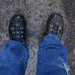 These Danner boots did a great job of keeping my feet warm and dry by PTMurphus
