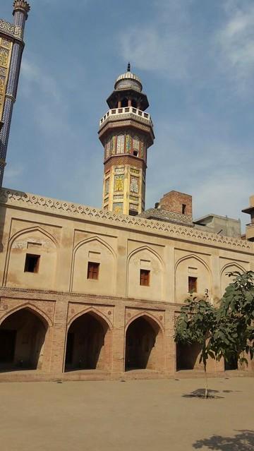 Wazir Khan Mosque. Lahore