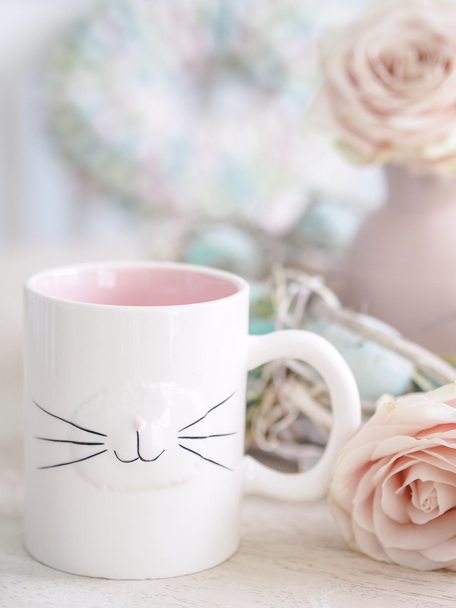 bunny mug tk maxx