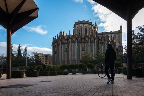 Gasteizko Katedral berria