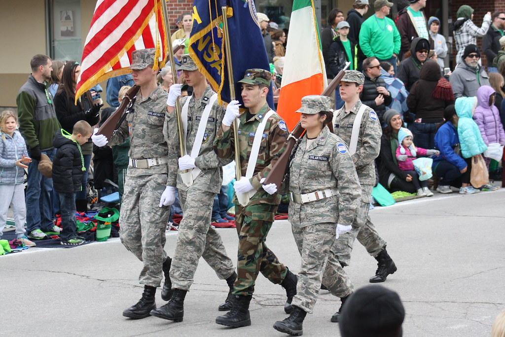 St. Patrick's Day Parade 02