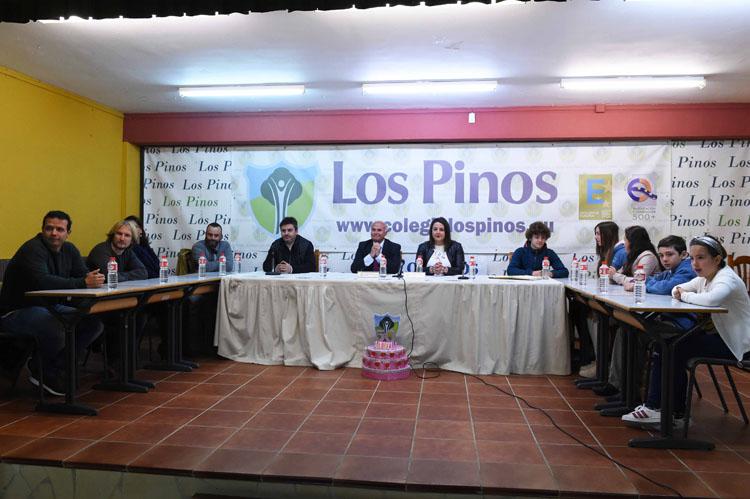 COLEGUIO LOS PINOS CLAUSURA DE JORNADAS CULTURALES2