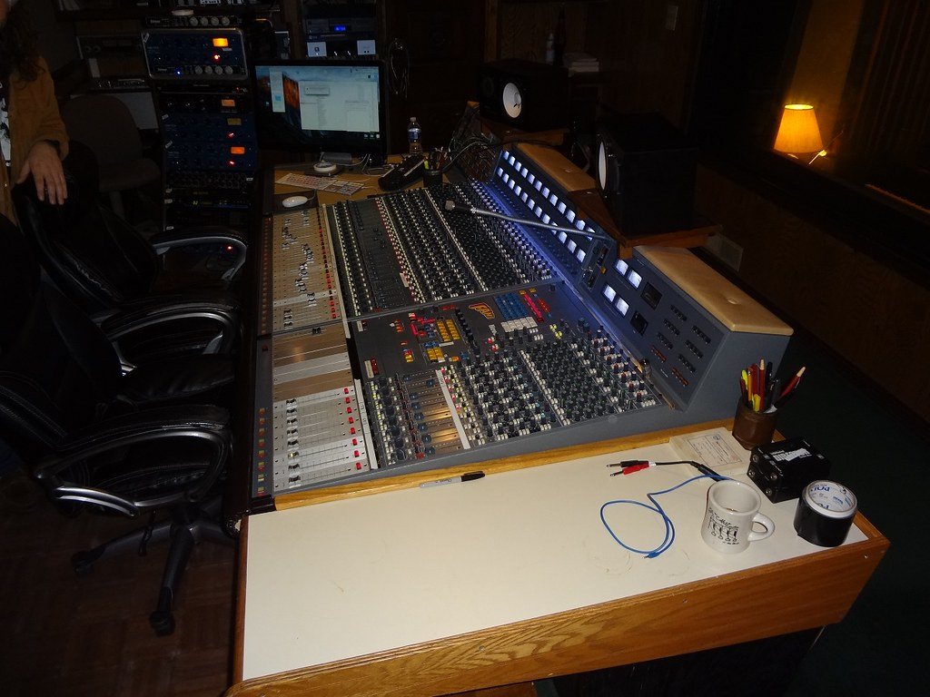 Pleasing Fame Studios Mixing Board Studio A Bob Flickr Wiring Cloud Hisonuggs Outletorg