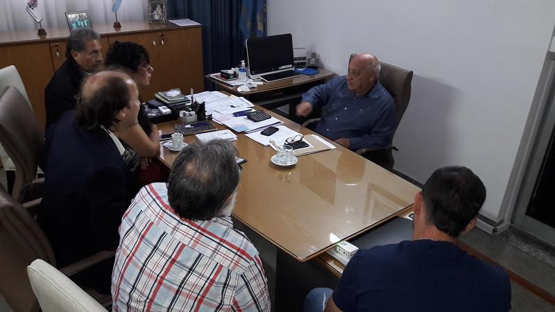 Acuerdo entre el Somu y la Comision de trabajo por la Reconstruccion de nuestra Identidad