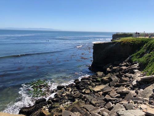Santa Cruz at Steamer's Lane