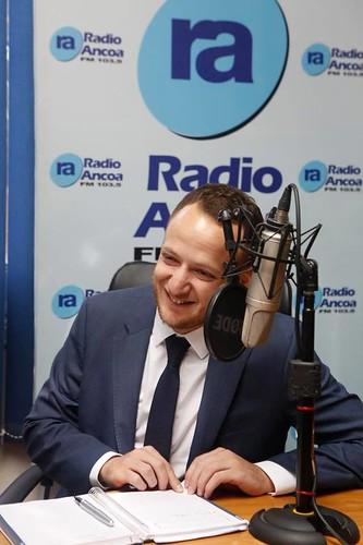 Seremi de Gobierno Jorge Guzmán invita a participar del Fondo de Medios de Comunicación Social