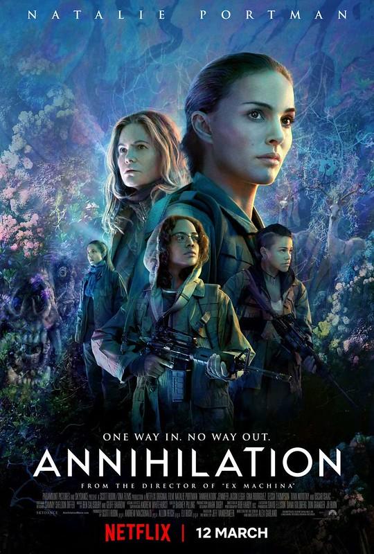 Annihilation - Poster 2