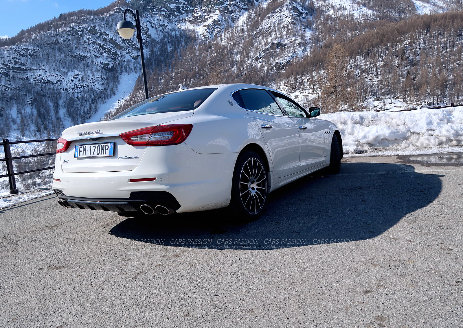 Maserati Winter Tour 2018