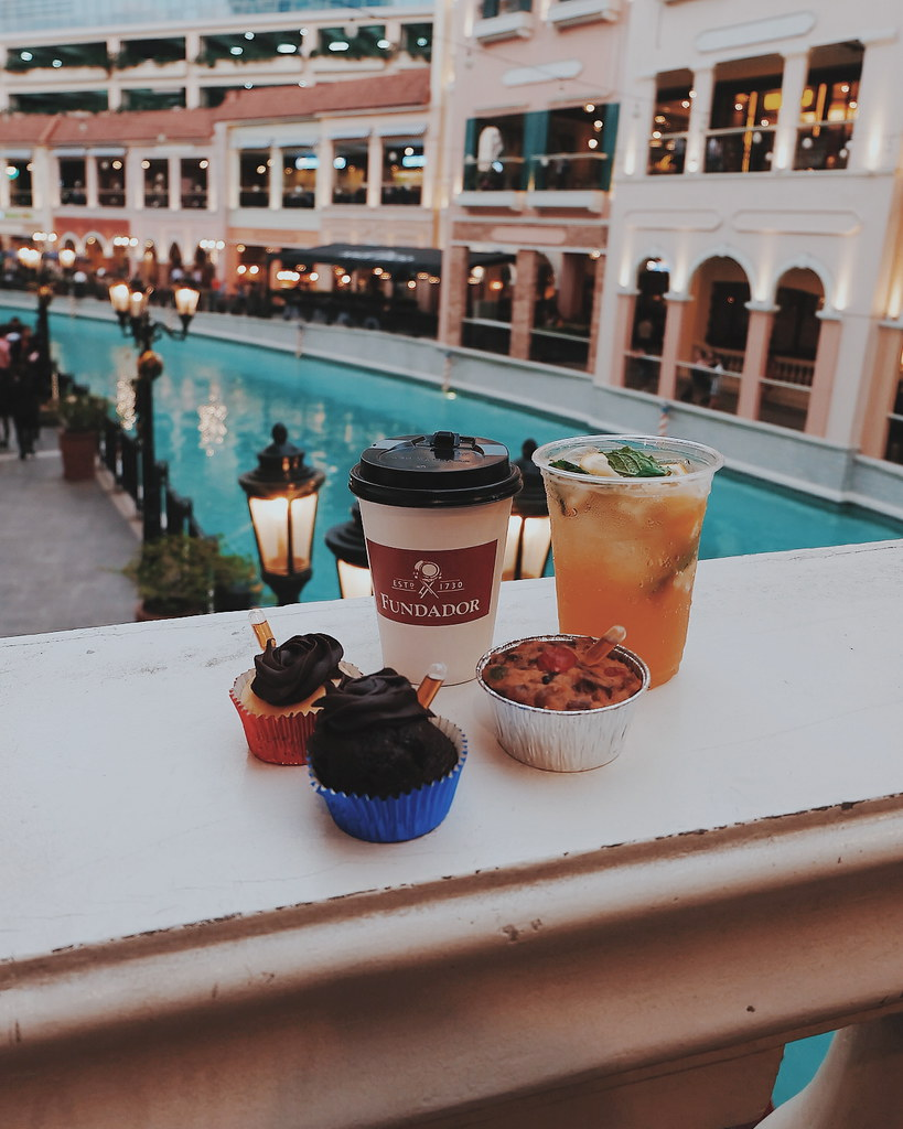 Fundador Cafe Venice Grand Canal Mall in McKinley Hill