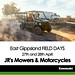 KAWASAKI DEALER EVENT – East Gippsland FIELD DAYS – 27th and 28th April