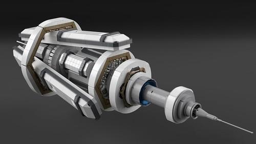 Anansi Class Sensor Frigate