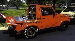 Hot Rod Suzuki Samurai JX