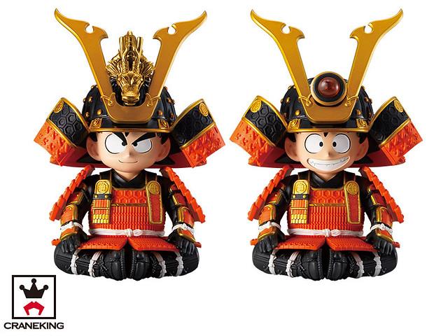 Banpresto《七龍珠》兒童節五月人形!ドラゴンボール 龍球五月人形