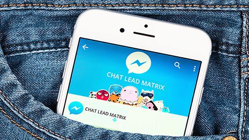 chat lead matrix