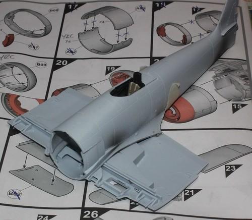Hawker Sea Fury FB.11, Airfix 1/48 40910021902_d7a14cfb51