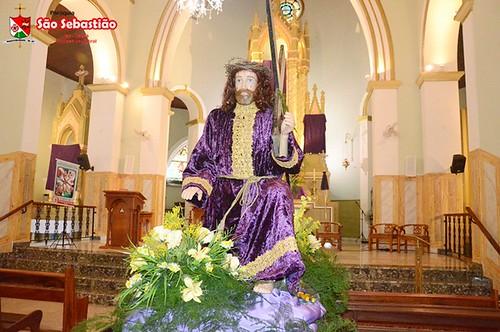 Paróquia São Sebastião de Ipu vivencia caminhada do Nosso Senhor dos Passos