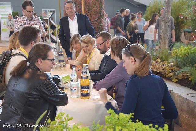 Gartenbloggertreffen und Frühjahrsmessen in Stuttgart