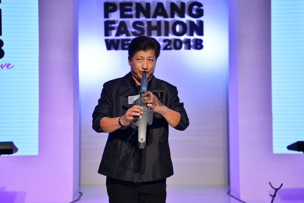 140418 - Penang Fashion Week Opening Gala 2018 (14 April 2018)