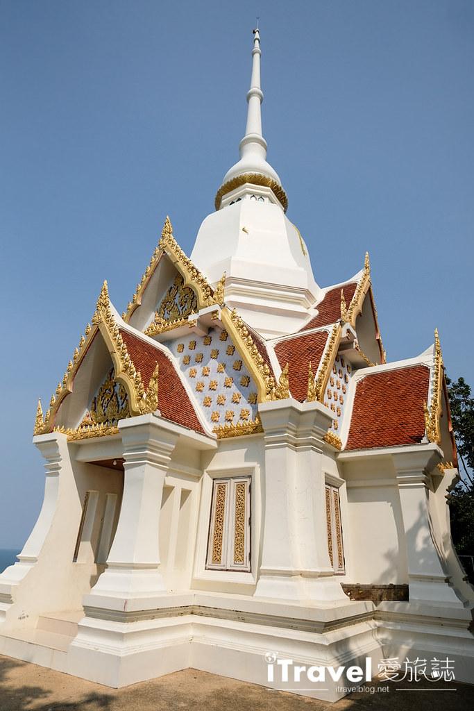 华欣景点推荐 考佬寺Wat Khao Takiap (22)