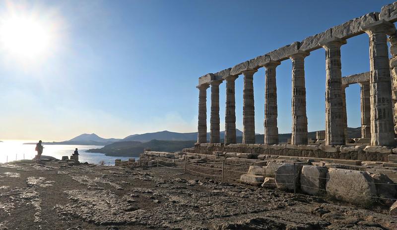 Como visitar o Templo de Poseidon - Grécia