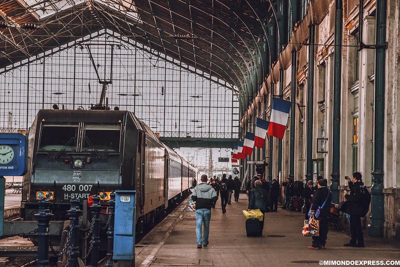 Estación Nyugati