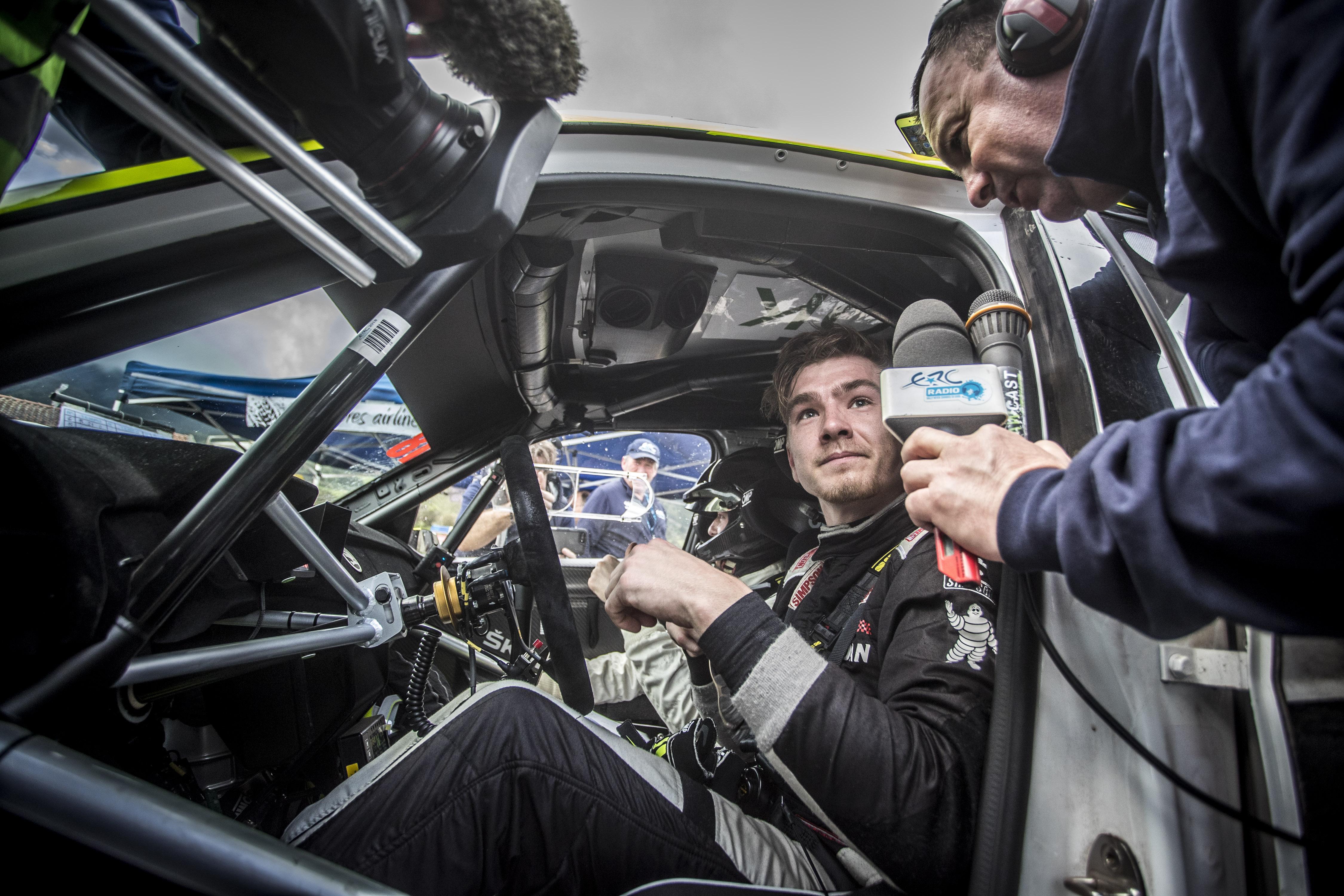 AUTO - ERC AZORES RALLY 2018
