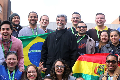 Sixth day - Pre-Synodal Meeting of Young People. 19-24 March 2018
