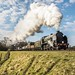 Early morning freight by Tony Teague (Slowcomo)