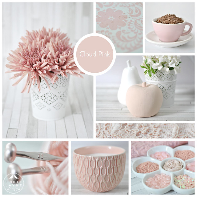 Torie Jayne Design -Cloud Pink