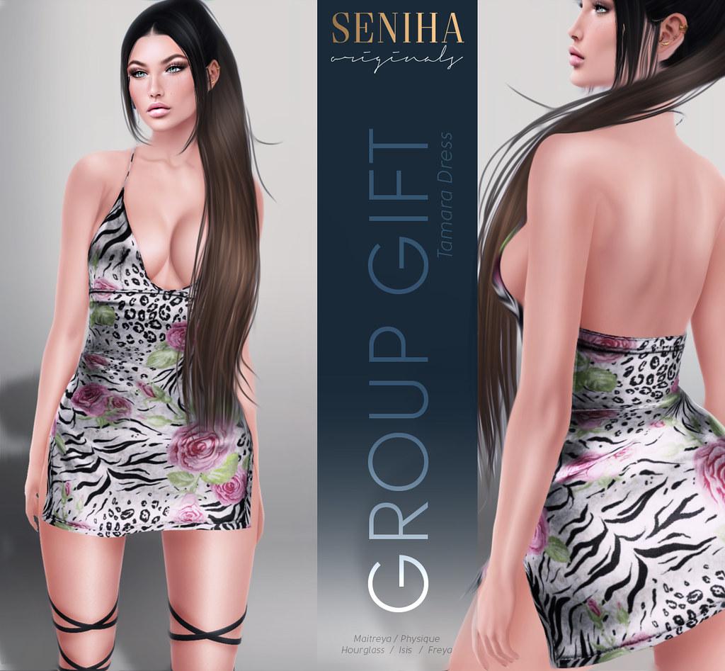**GIFT**Seniha. Tamara Dress // GIFT