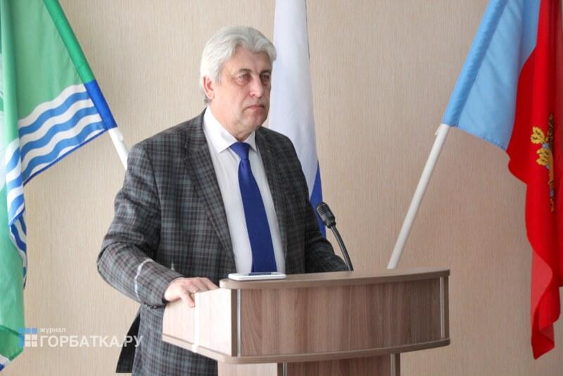 Отчет главы администрации Селивановского района