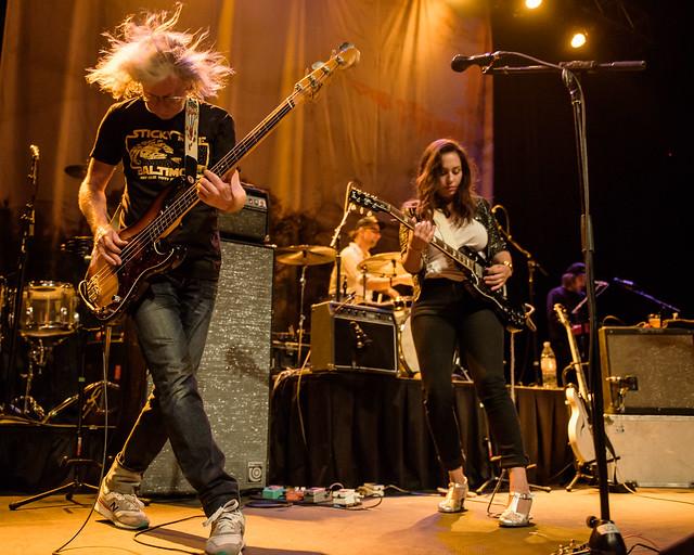 Broken Social Scene perform at Ram's Head Live in Baltimore, MD.