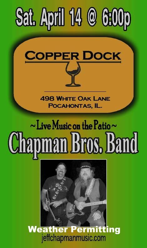 Chapman Bros 4-14-18