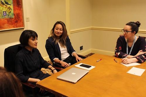 Meeting with Folio Literary Management