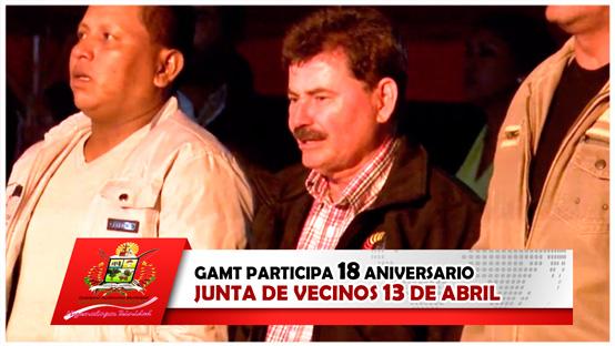 gamt-participa-18-aniversario-junta-de-vecinos-13-de-abril