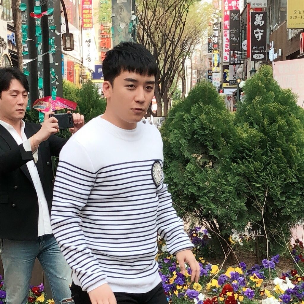 BIGBANG via xB_Bang - 2018-04-19  (details see below)