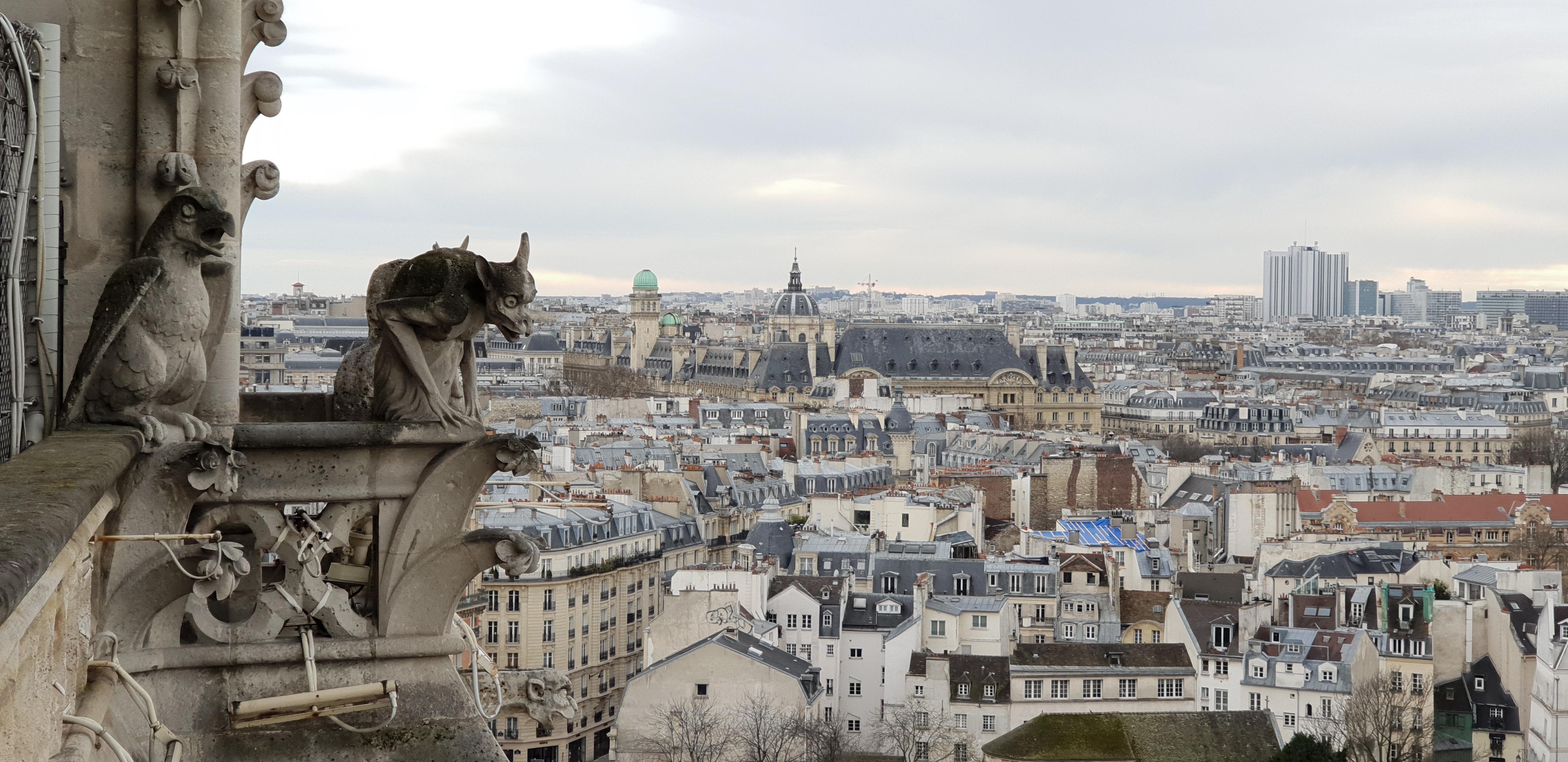 巴黎聖母院Notre-Dame de Paris-2