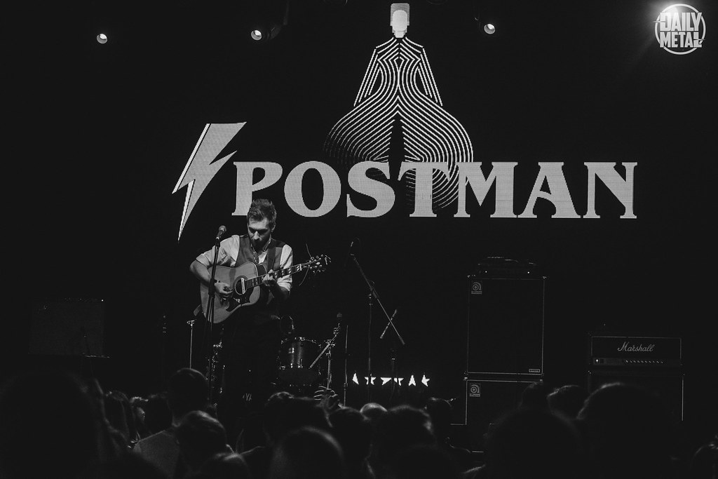 Postman@Bowie Night | Atlas | 16.03.18