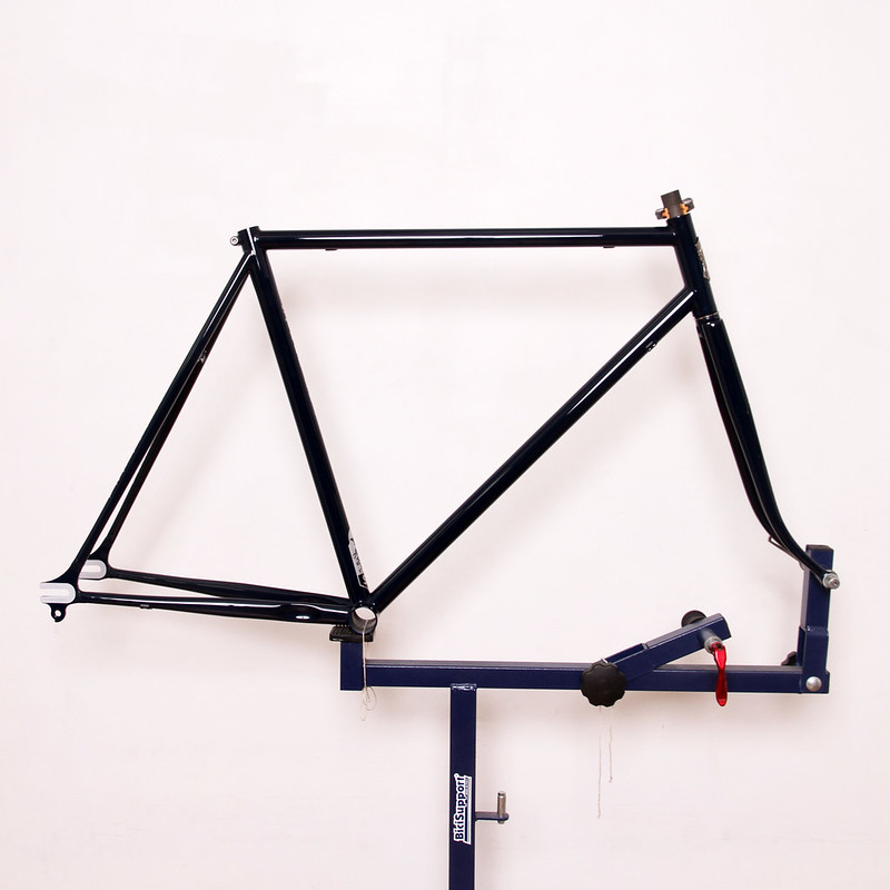 Steel Era Frame Repainted by Swamp Things.