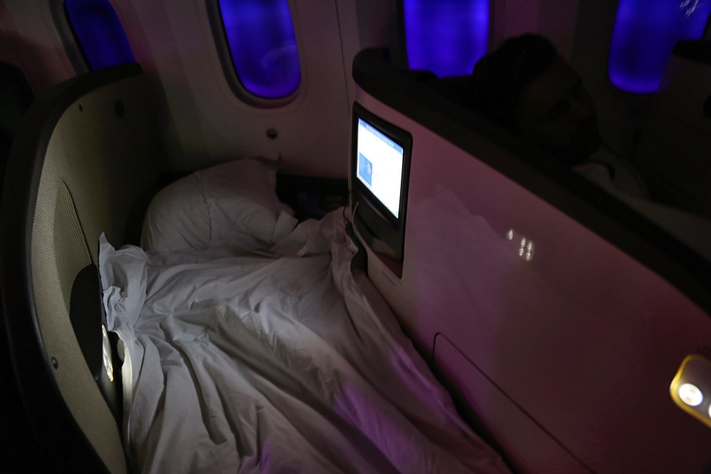 Virgin Atlantic Upper Class 41