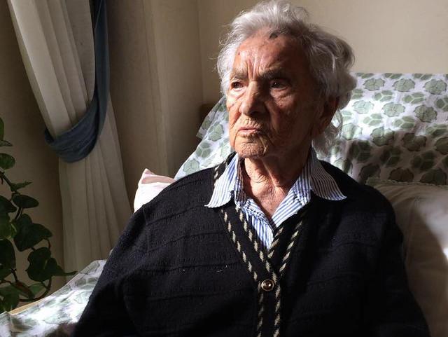 nonna angela 108 anni