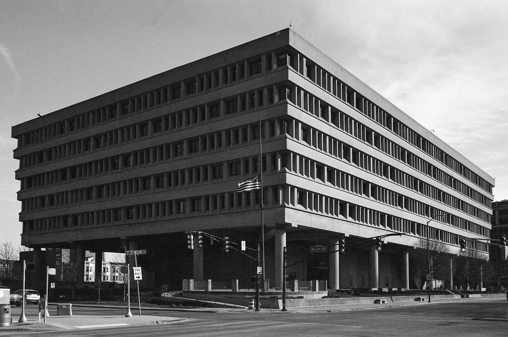 Minton-Capehart Federal Building, Indianapolis